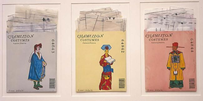 Chameleon Costumes (3 Books)