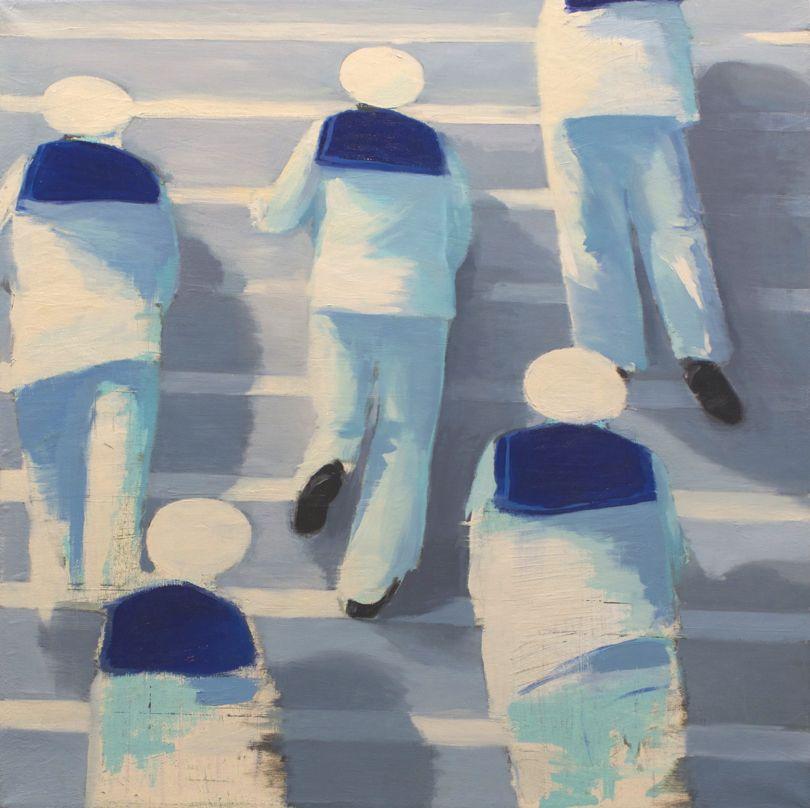Christopher Brown, Sailor Steps, 2016