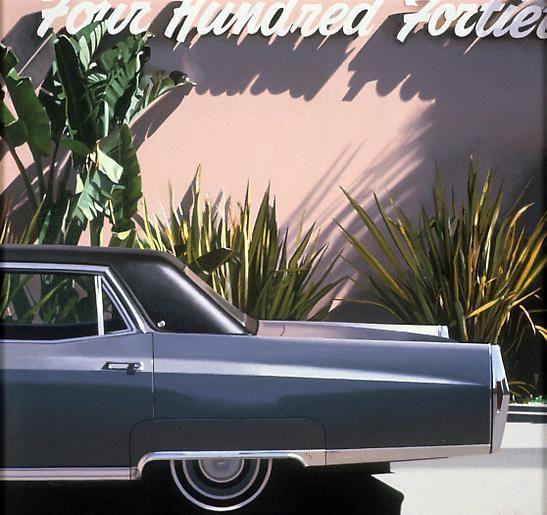 Robert Bechtle '68 Cadillac