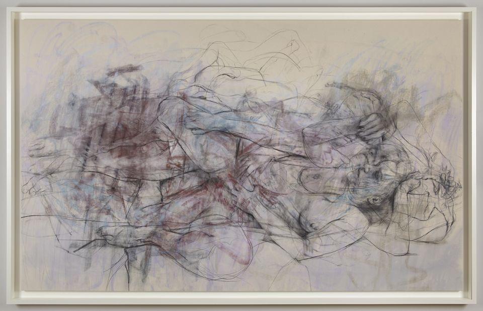 Jenny Saville, Ebb and Flow, 2015