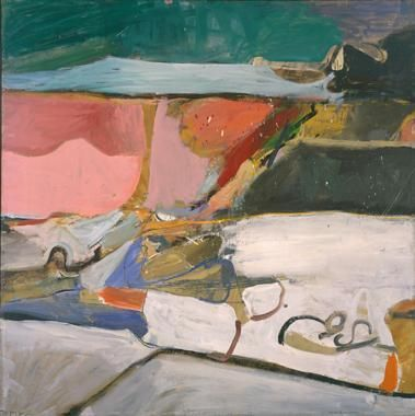 Richard Diebenkorn Berkeley #37