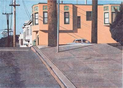 Robert Bechtle Mississippi Street Intersection, 2007