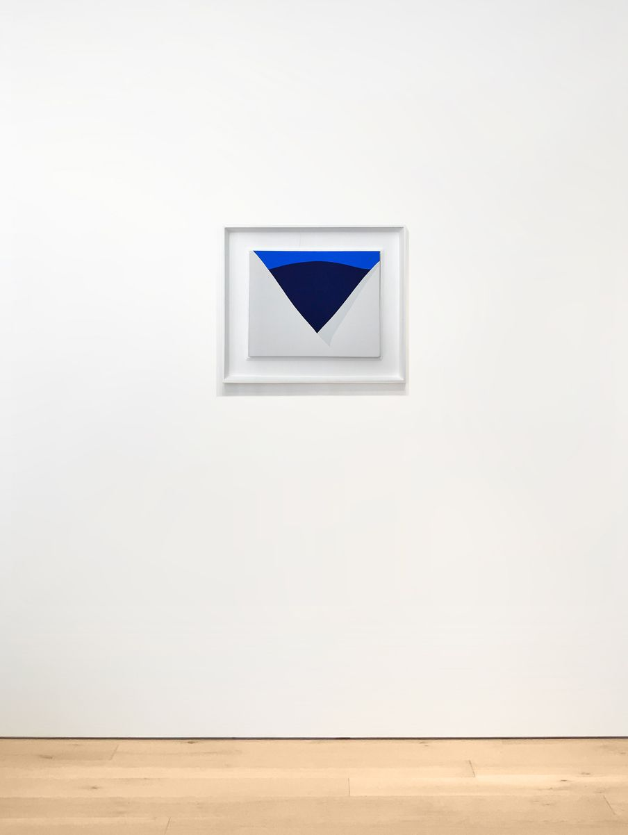 Paul Kremer Slope 03 (study), 2018