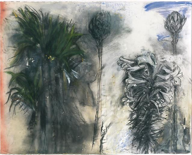 Jim Dine The Issue of Spring