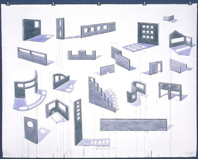 Los Carpinteros, El Muro #18, 2001