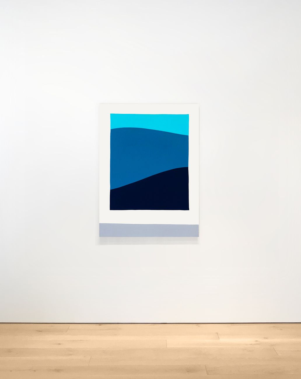 Paul Kremer Window 05 (Slope), 2018