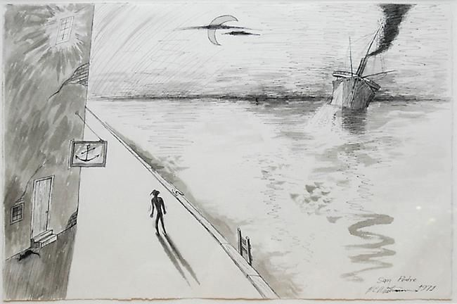 H.C. Westermann San Pedro, 1971