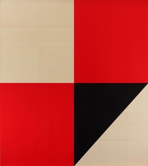 Red Fold I