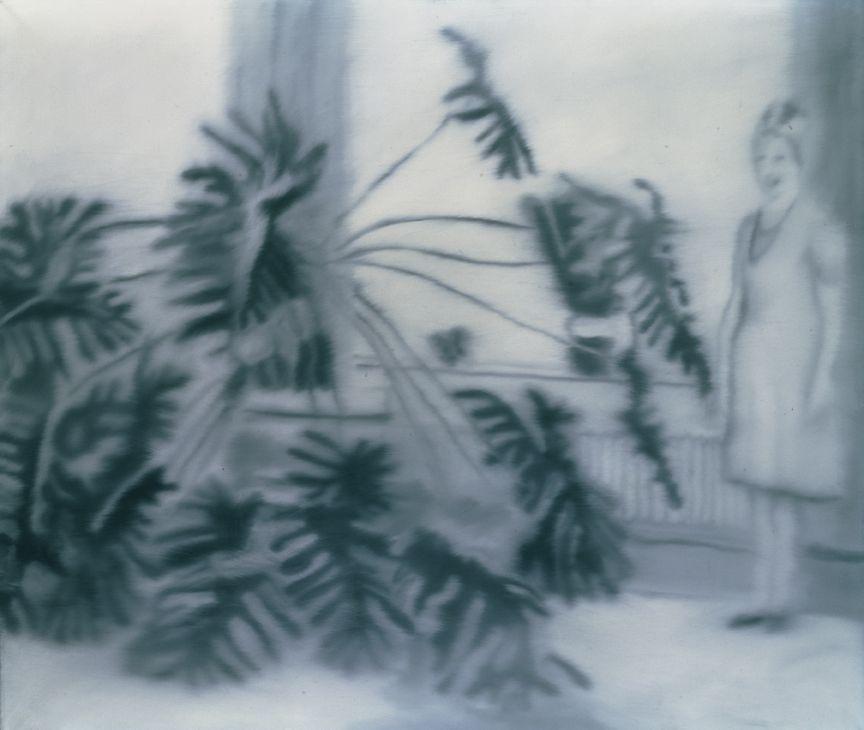 Gerhard Richter Philodendron, 1967
