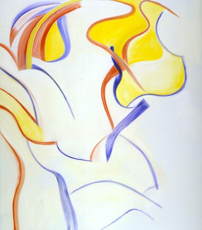 Willem de Kooning, <no title>, 1985