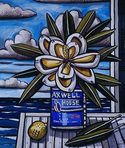 Magnolia - Seaside
