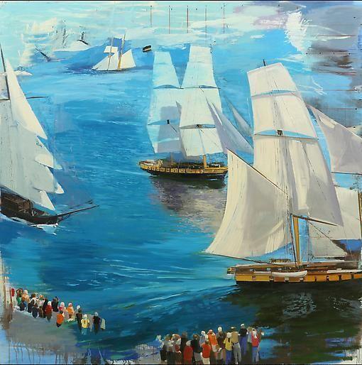 Sails & Sea II