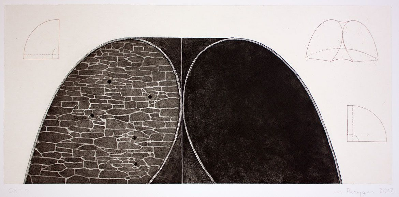 Martin Puryear, Lean To, 2012