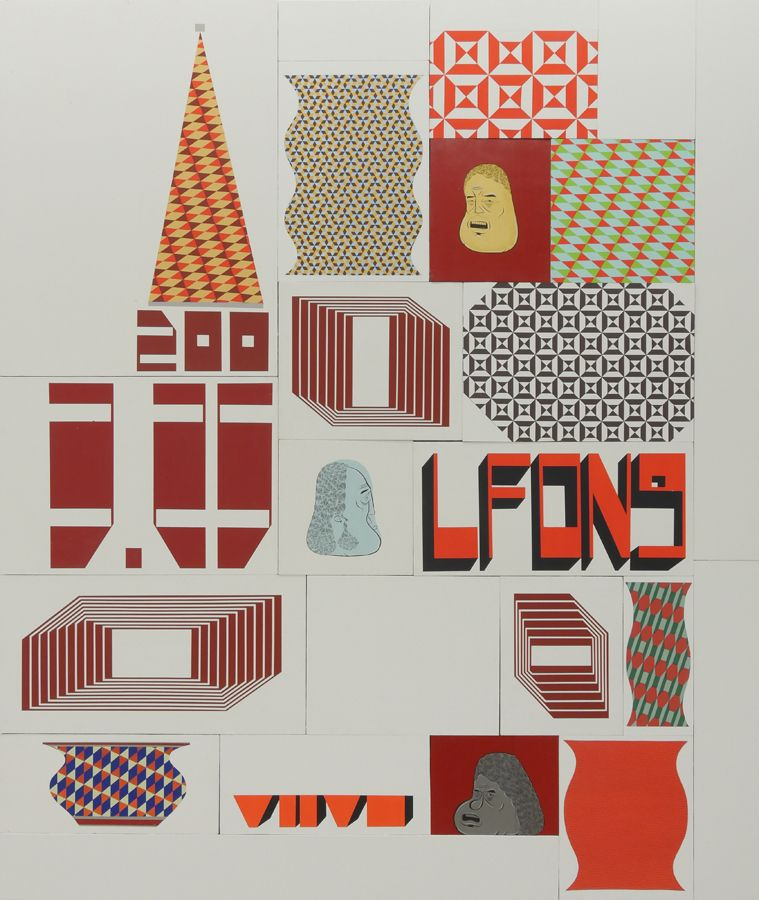 Barry McGee, Untitled, 2016
