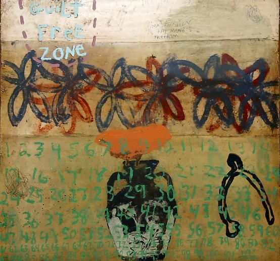 Squeak Carnwath Freud and Culture