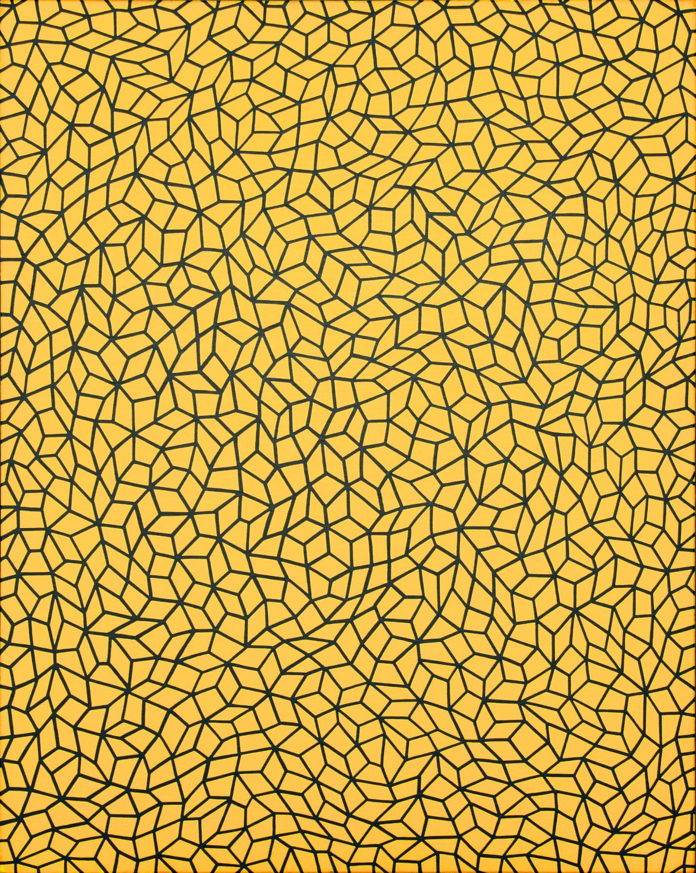 Yayoi Kusama, Infinity Nets,1990