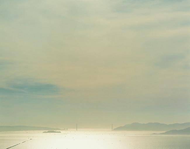 Richard Misrach Golden Gate Bridge, 3.18.00, 4:00 pm, 2000 / printed 2004 edition 1/25