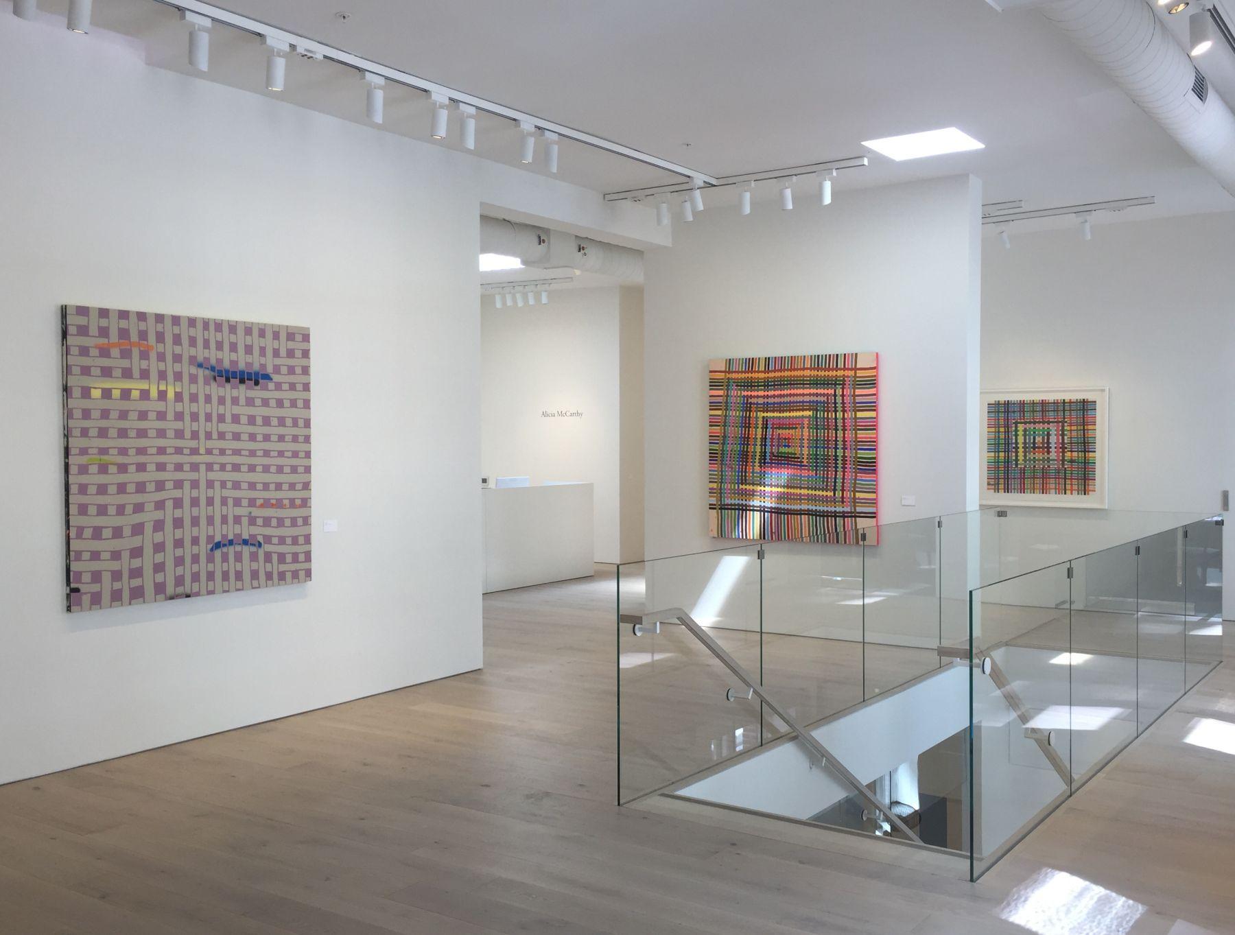Alicia McCarthy at Berggruen Gallery, March 16 - April 22, 2017