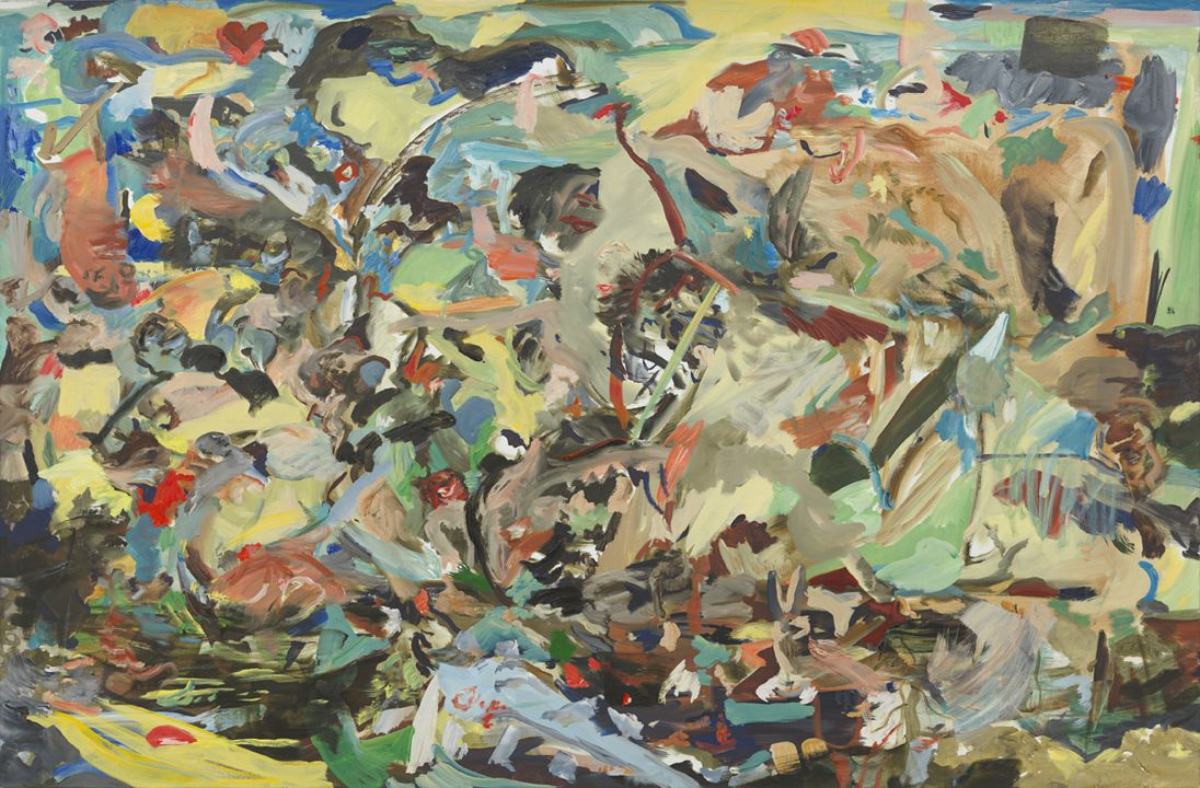 Cecily Brown, Untitled, 2015