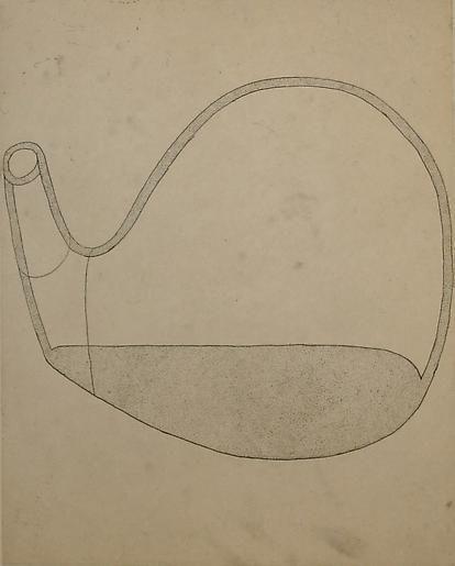 Martin Puryear Untitled III (State 2)
