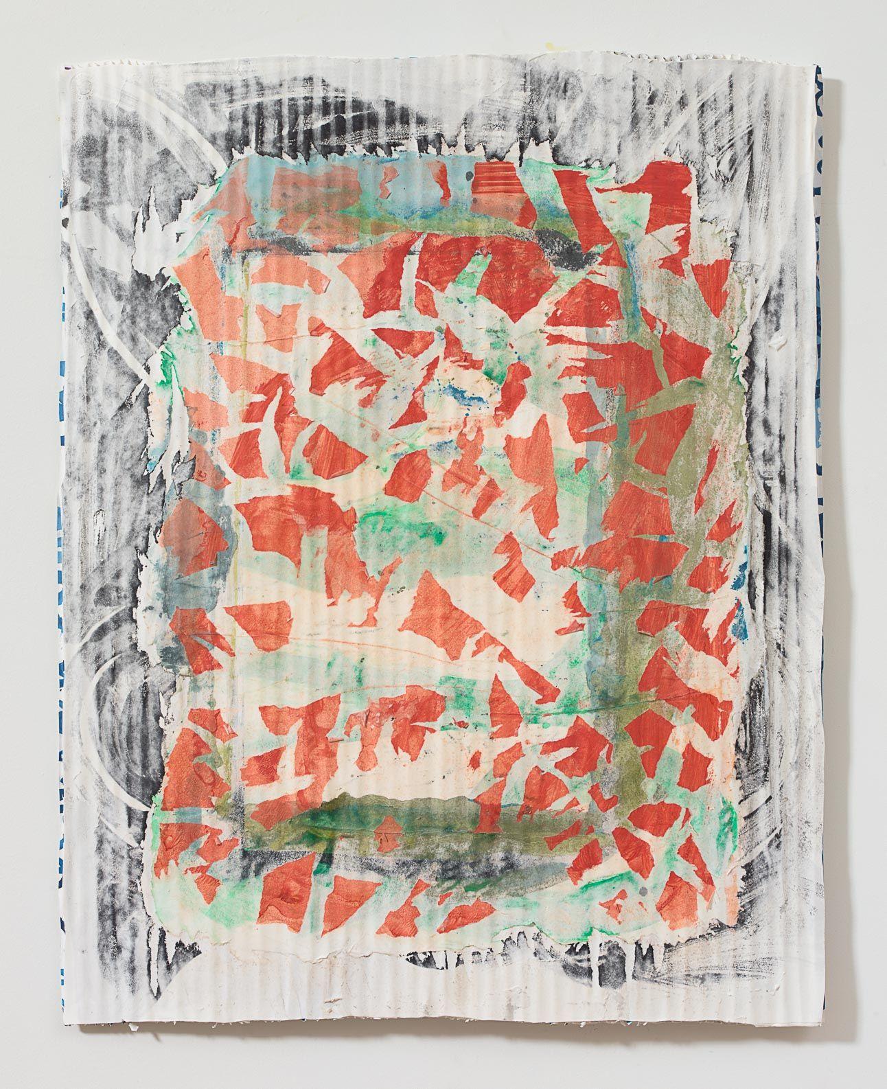 Mark Fox Untitled, 2017