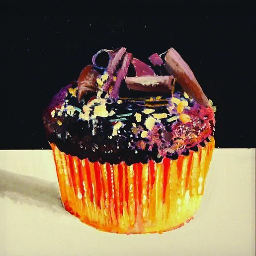Michael Gregory Untitled (Cupcake), 2008