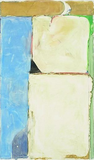 Richard Diebenkorn XI, 1988