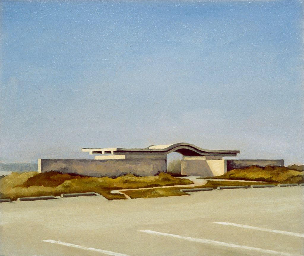 Derek Root, Iona Beach House, 2005