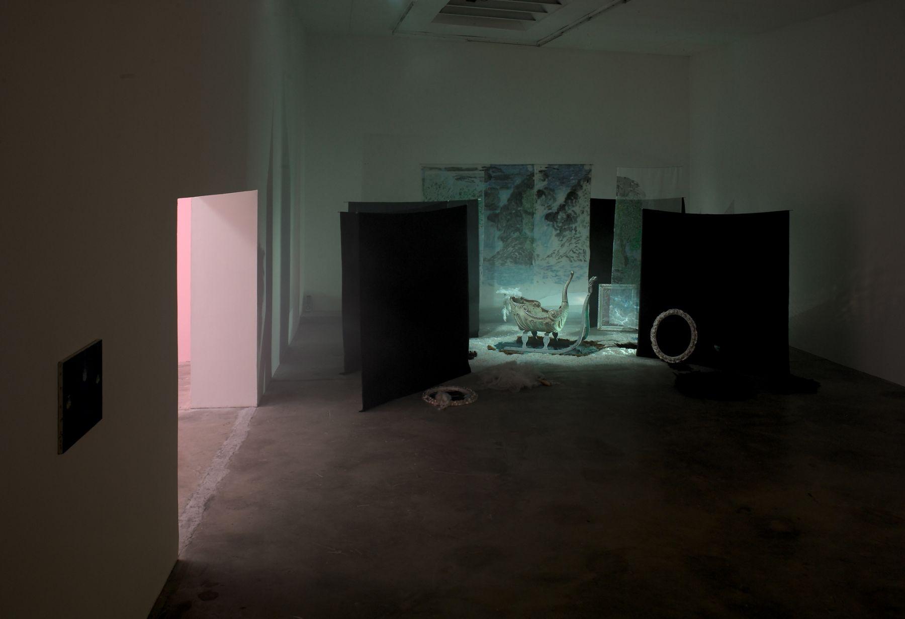 Karen Kilimnik, Le Consortium, Dijon, 2007