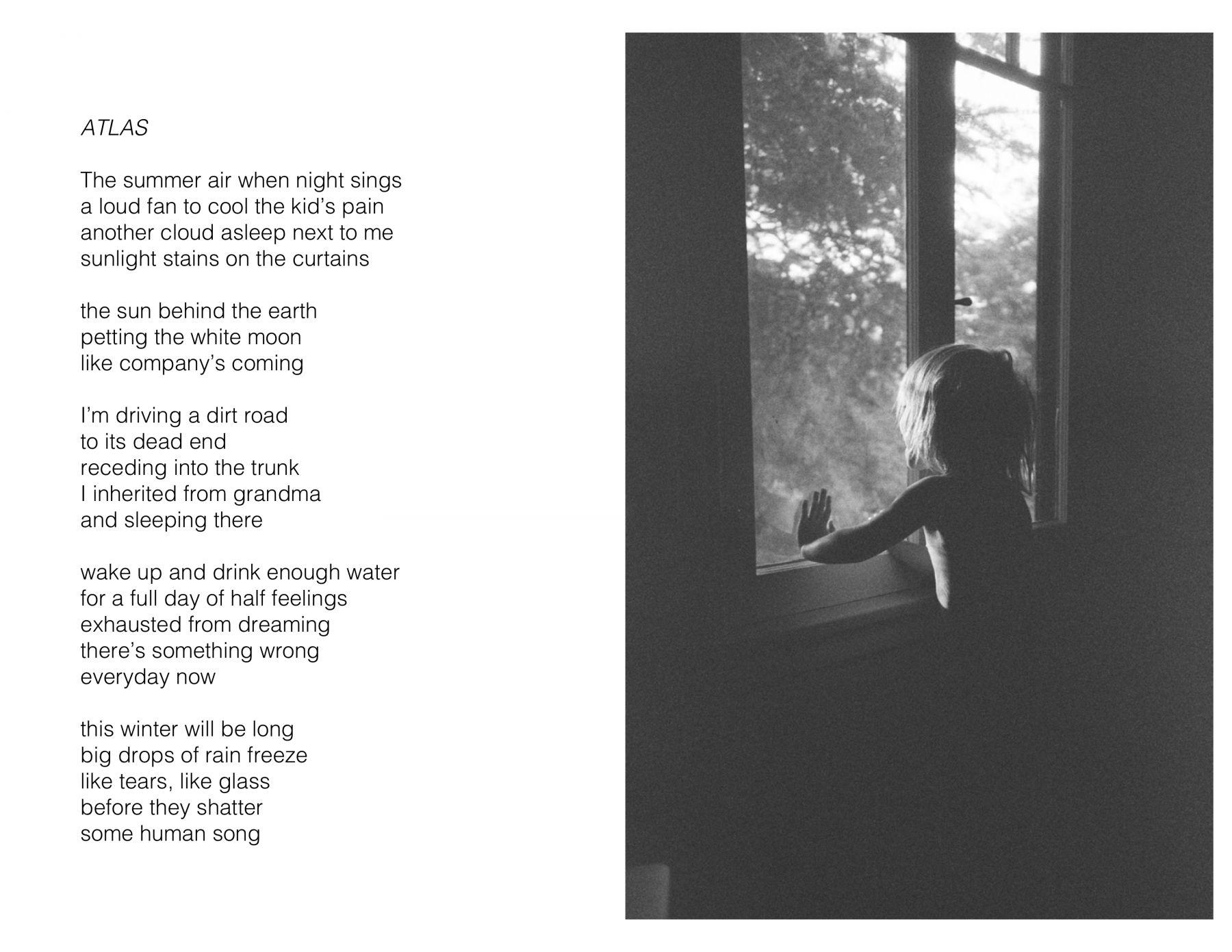 poem + image