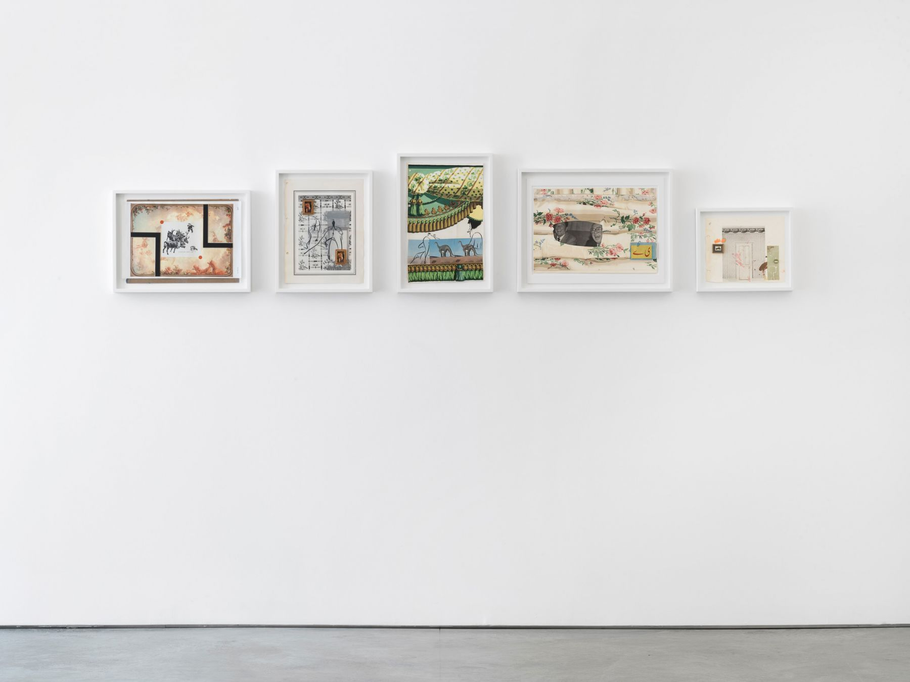 Sue Williams, Installation view: 303 Gallery, 2017