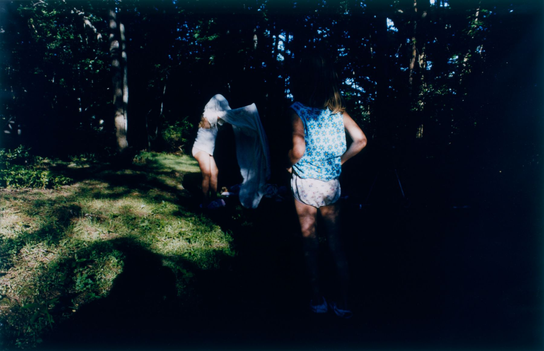 "Kristin Oppenheim, Untitled Erin, ""Summer with Alesandra"" (The Treasure), 2001"