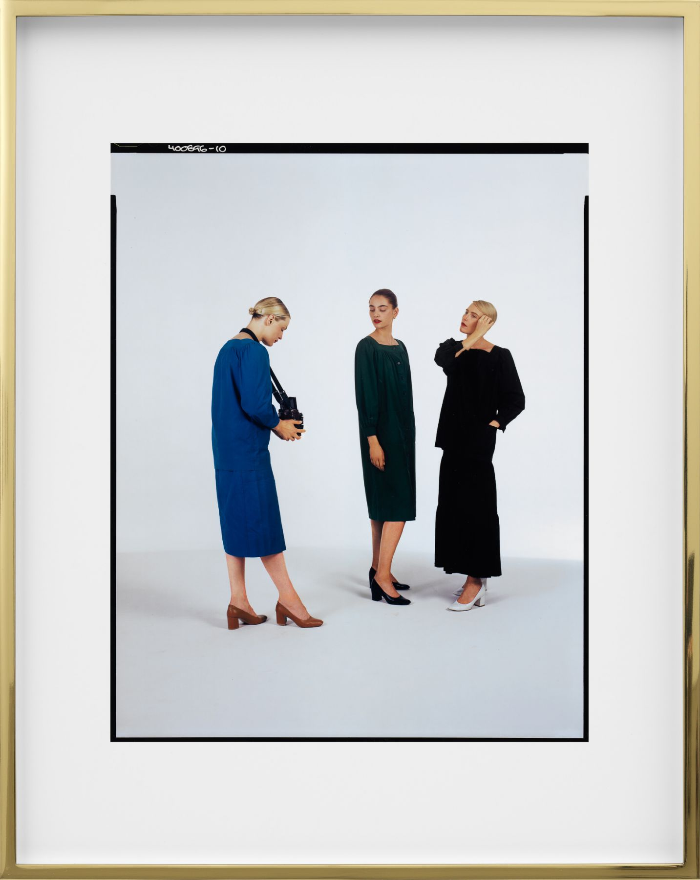 Elad Lassry, Untitled (Assignment 96-10), 2018