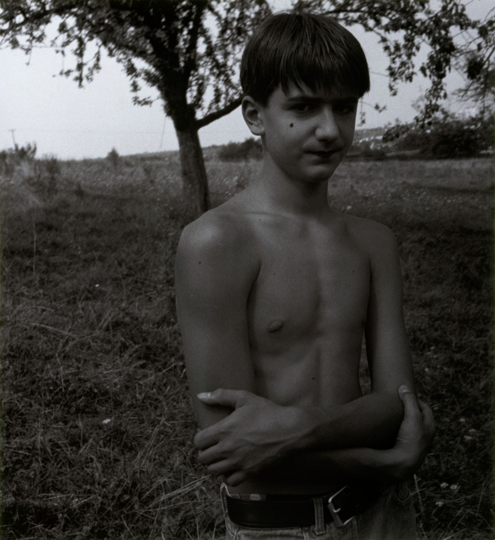 Collier Schorr, James Purdy's Boy, 1994