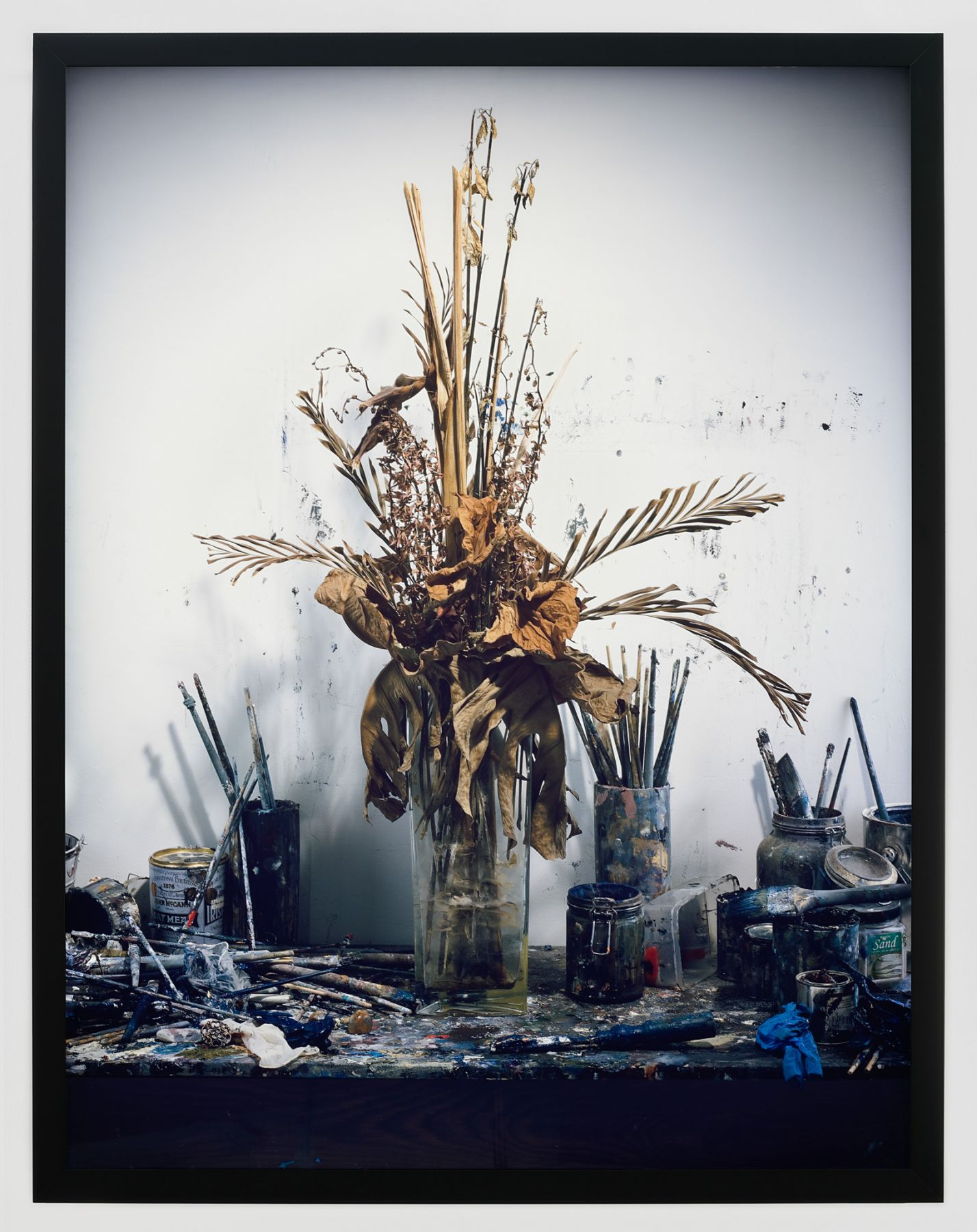Rodney Graham, Dead Flowers in My Studio, 2009