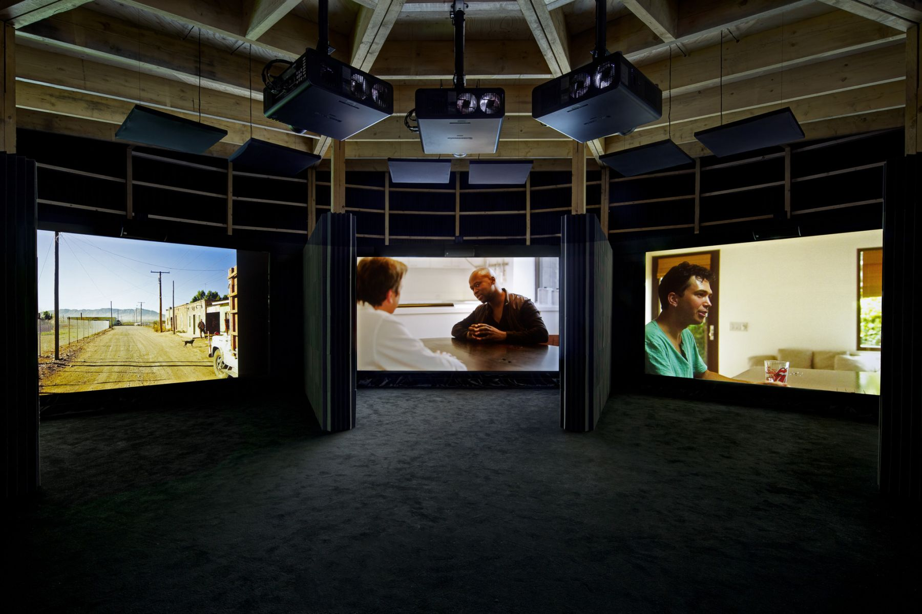Doug Aitken, THE SOURCE, 2012, Tate Liverpool