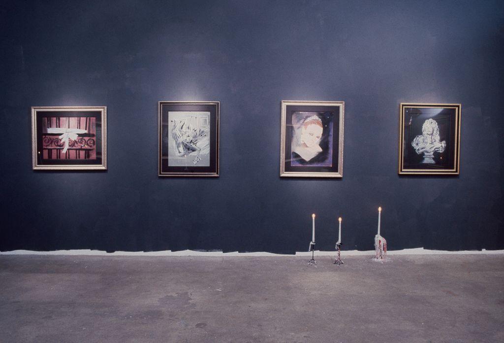 Karen Kilimnik, Installation view:303 Gallery, New York