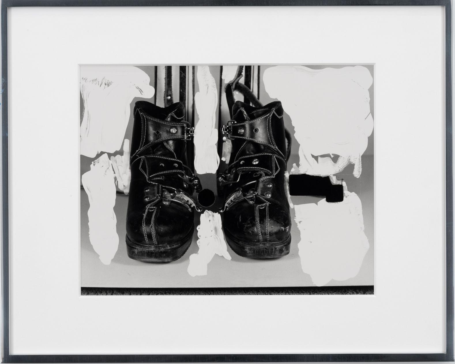 Elad Lassry, Untitled (Ski Set, detail), 2018