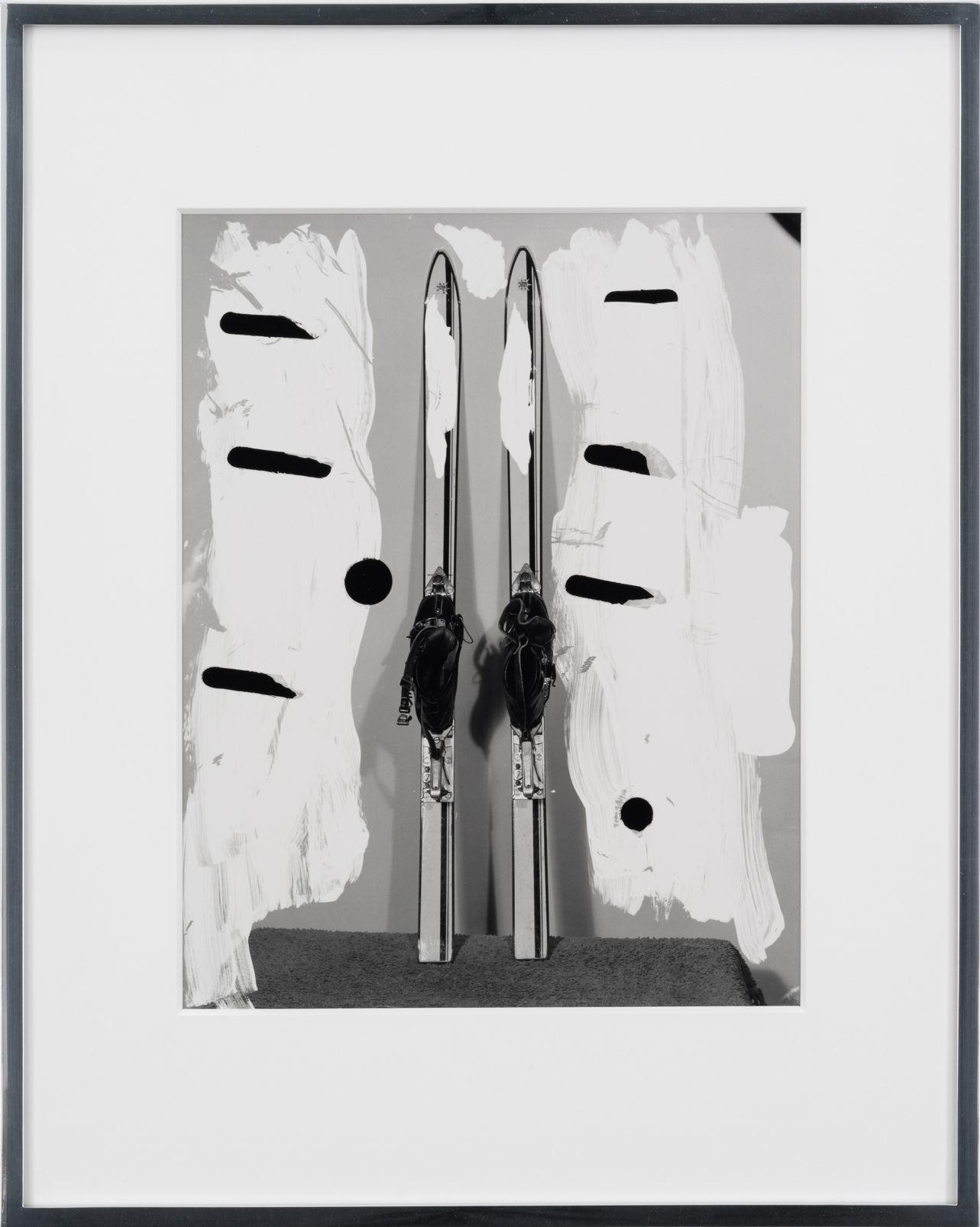 Elad Lassry, Untitled (Ski Set A), 2018