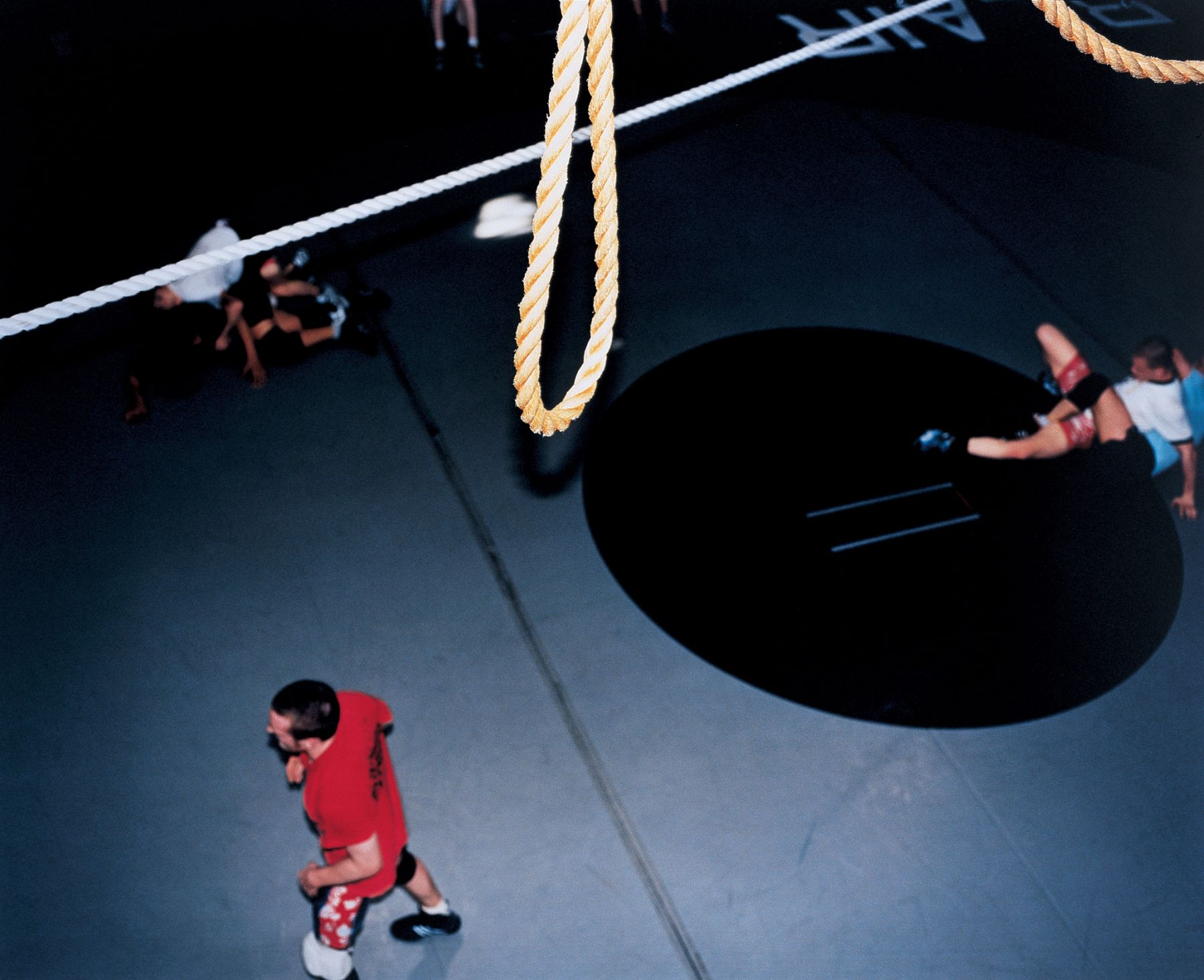 Collier Schorr, Two Regimes (Rope)