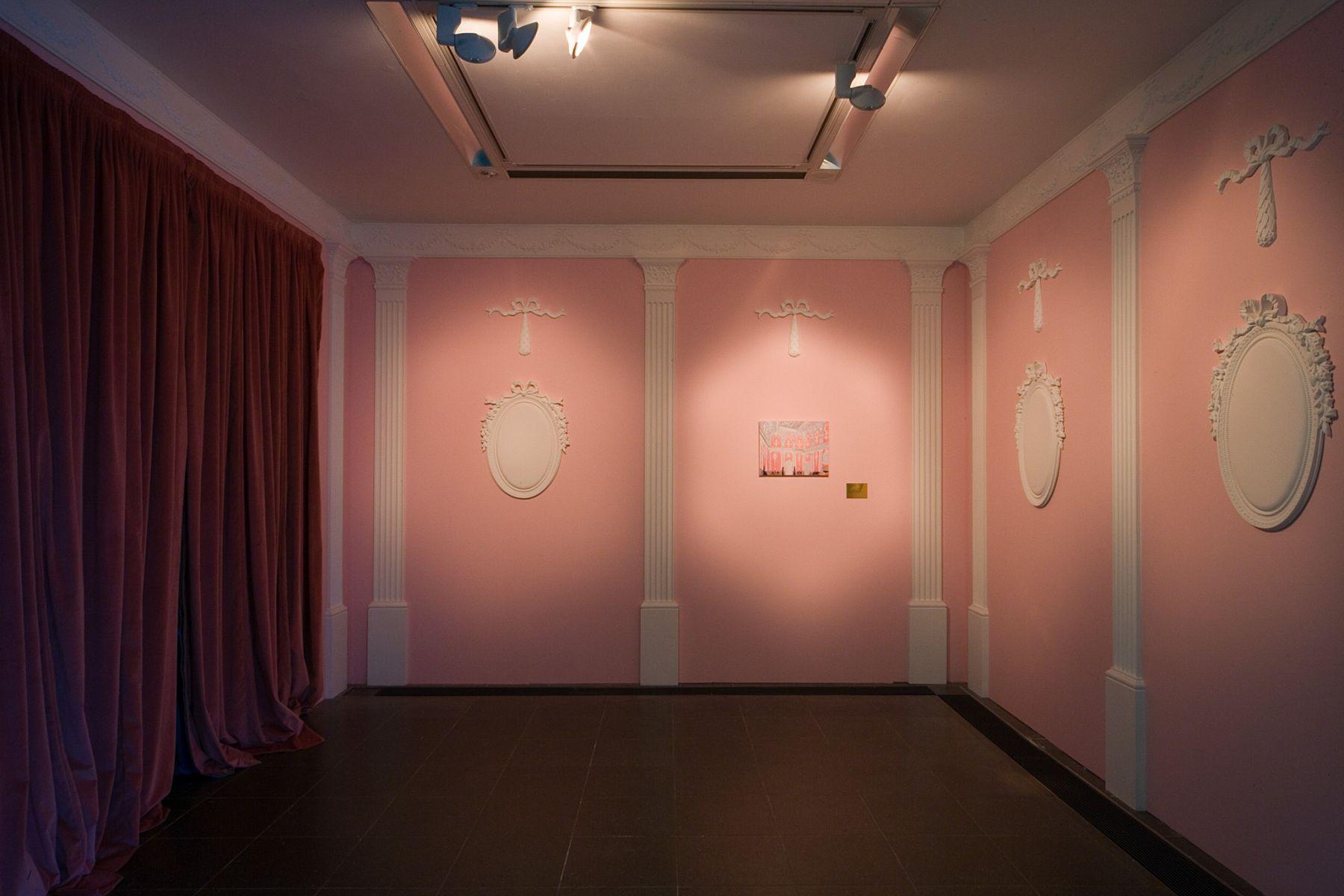 Karen Kilimnik, Serpentine Galleries, London, 2007