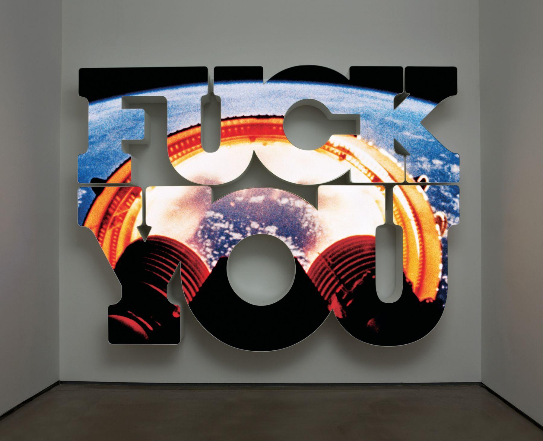Doug Aitken, last blast