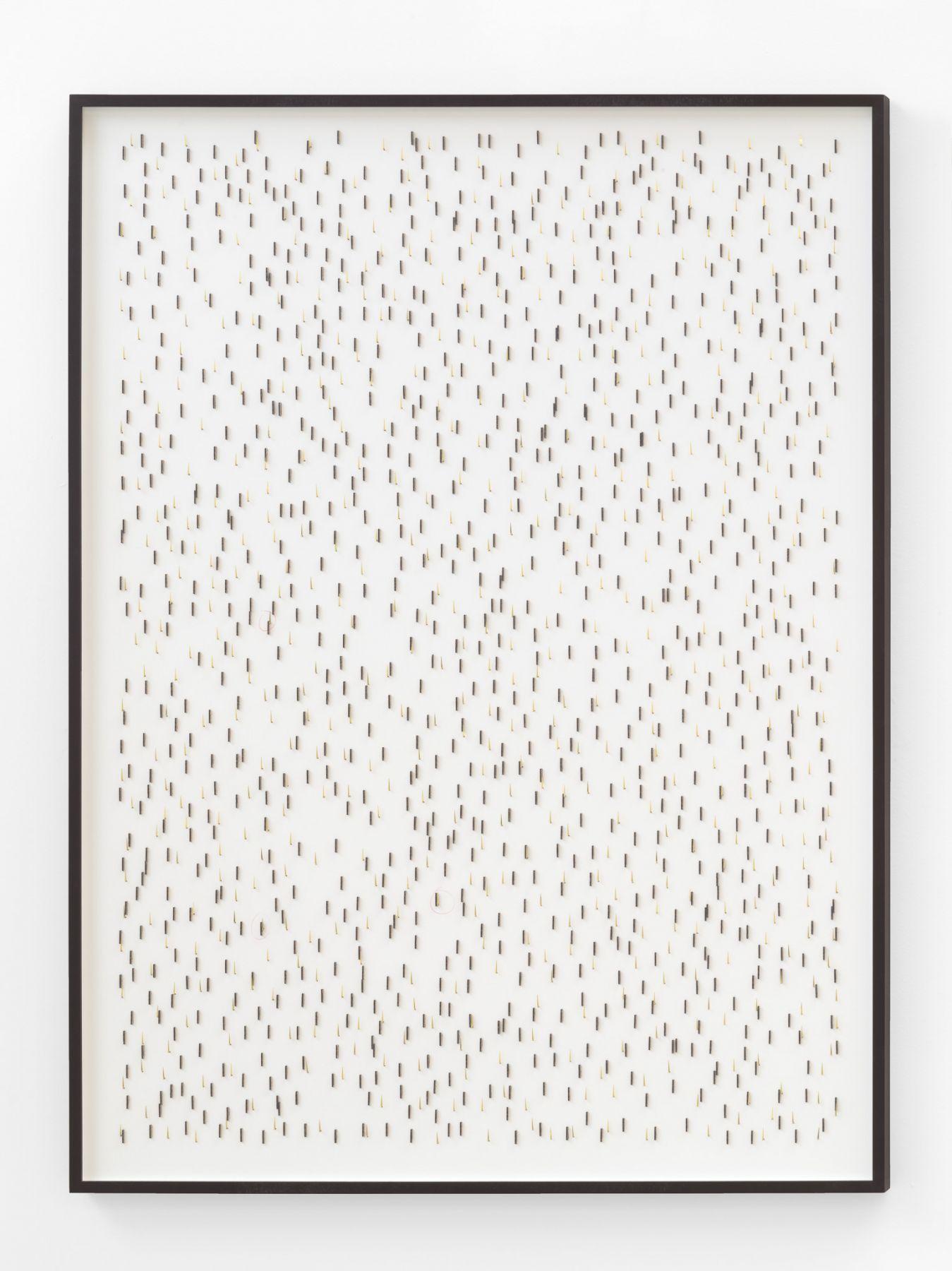 Alicja Kwade, Rain (10 minutes/ 100 cm), 2019