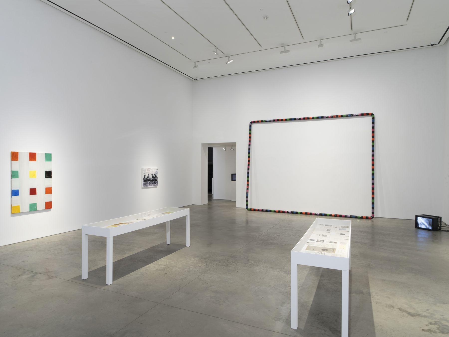 Installation view:303 Gallery: 35 Years, 303 Gallery, New York, NY, Photo: John Berens
