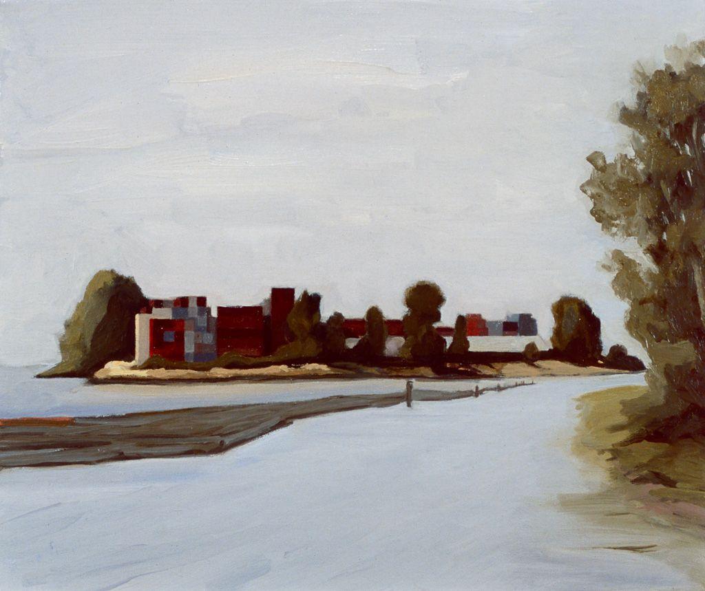Derek Root, Mitchell Island, 2005