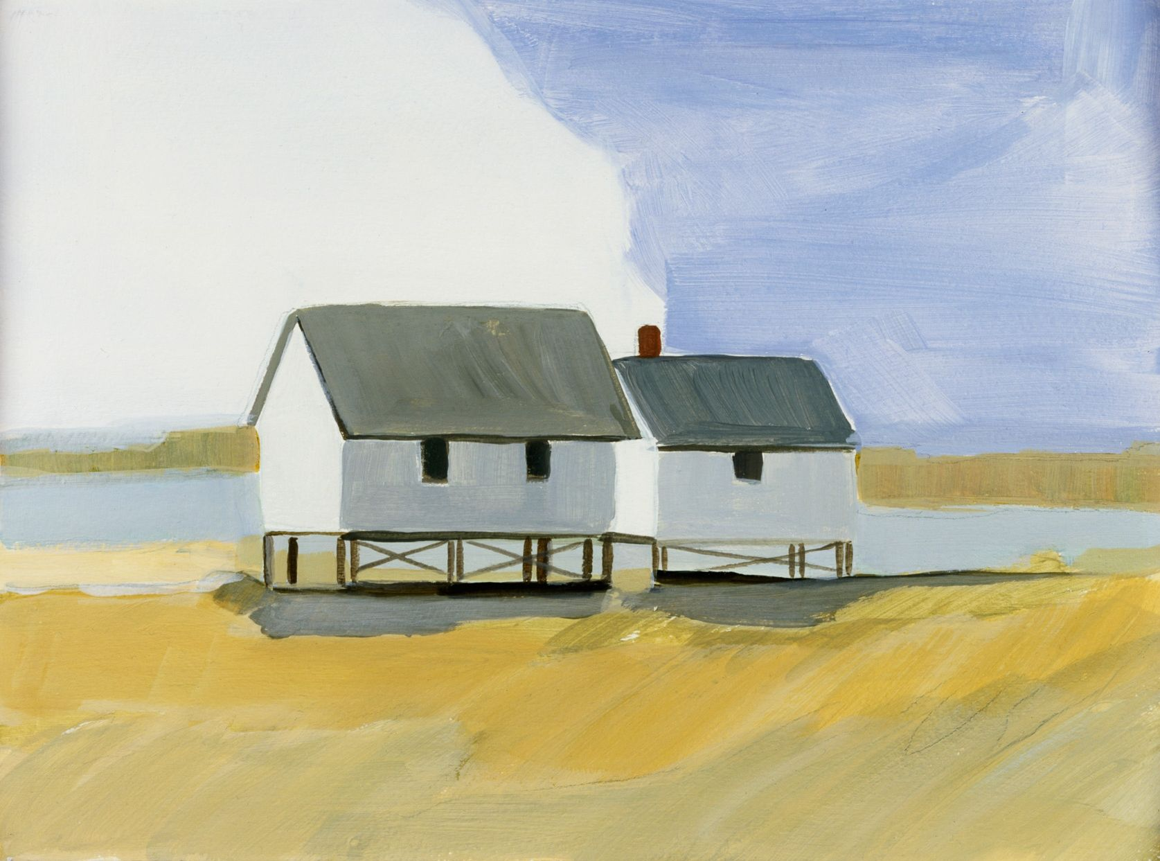 Maureen Gallace, Untitled, 2003