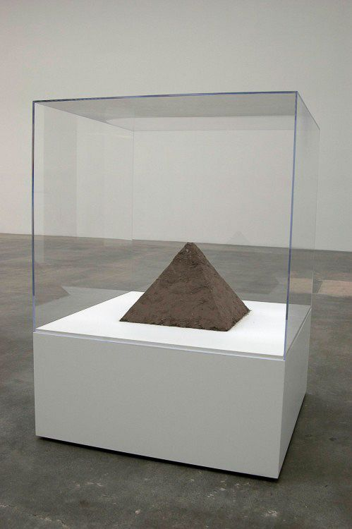 Matt Johnson, Pyramid of Dust, 2011