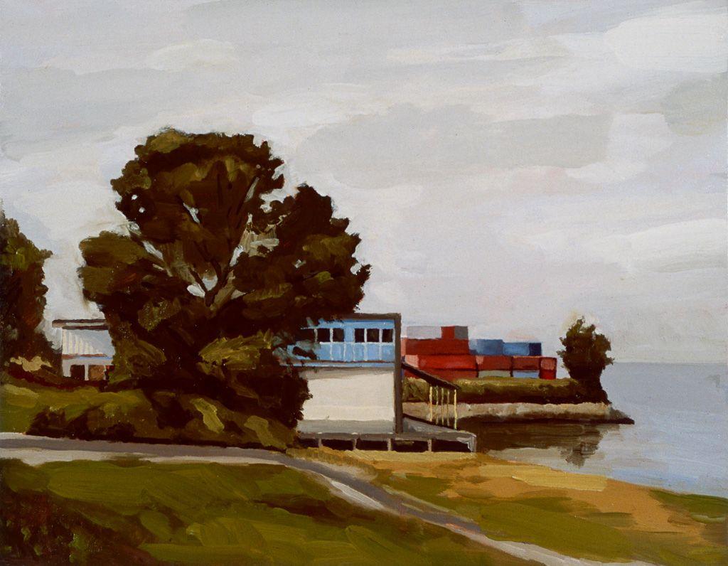 Derek Root, Authority Entrance, 2004