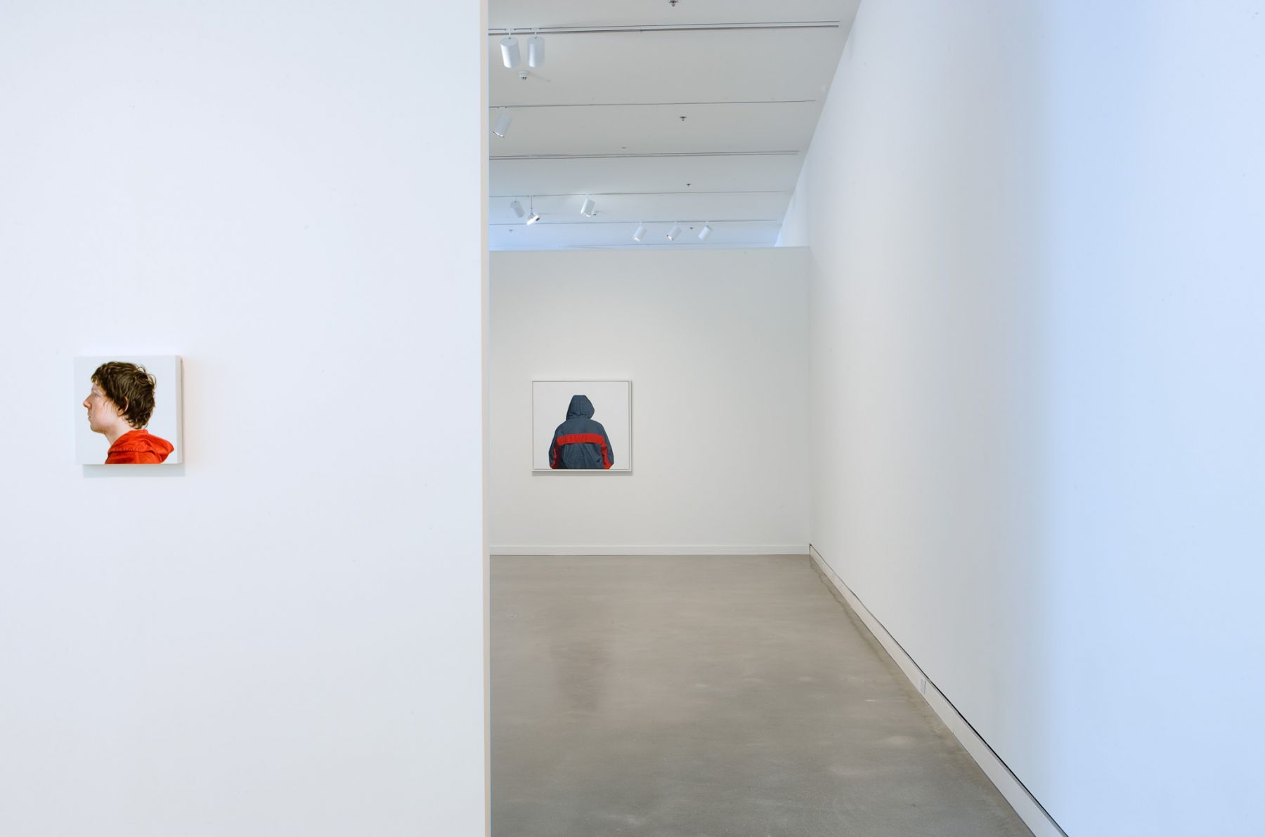 Karel Funk, Installation view: Rochester Art Center, MN, 2009