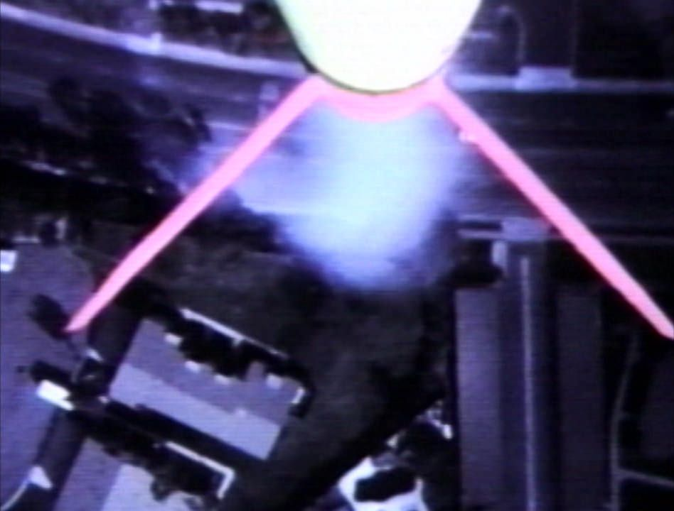 Doug Aitken, inflection, 1992